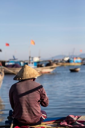 Hoi An Photo Day Tours & Workshop : Hard at work
