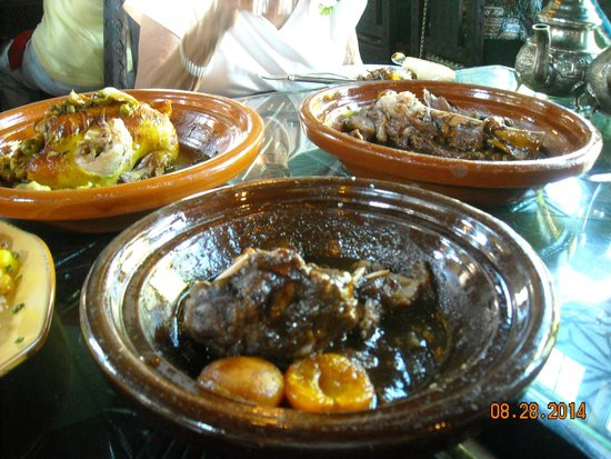 Dar Essalam: meat dishes were delicious