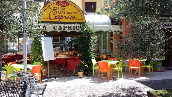 Ristorante Pizzeria CAPRICE