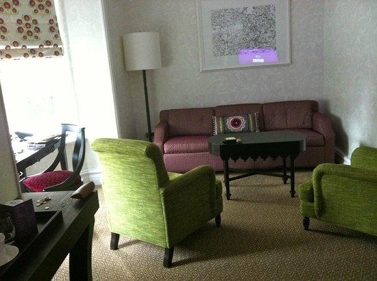 St. Ermin's Hotel, Autograph Collection: Lounge/suite