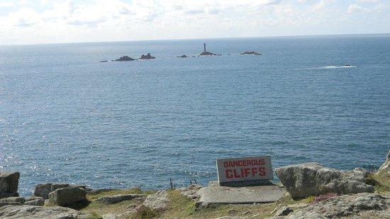 Land's End Landmark : panorama