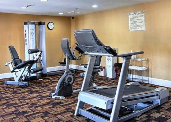 Quality Inn & Suites: SCFitness Center