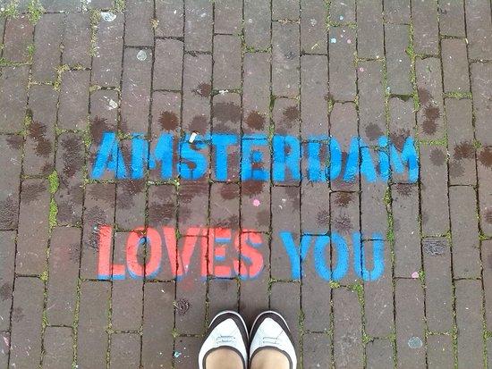 360 Amsterdam : de mutuo amor