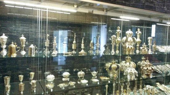 Spanish Synagogue, Jewish Museum in Prague: Exhibit