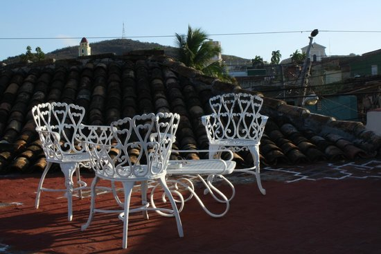 Casa Munoz: A rooftop terrace