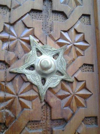 Jewish Quarter (Juderia): Detallede una puerta