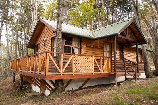 Caba as superiores picture of aldea nevada cabanas - Cabanas de madera los pinos ...