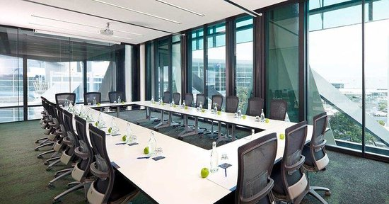 Novotel Auckland Airport: Meeting Room