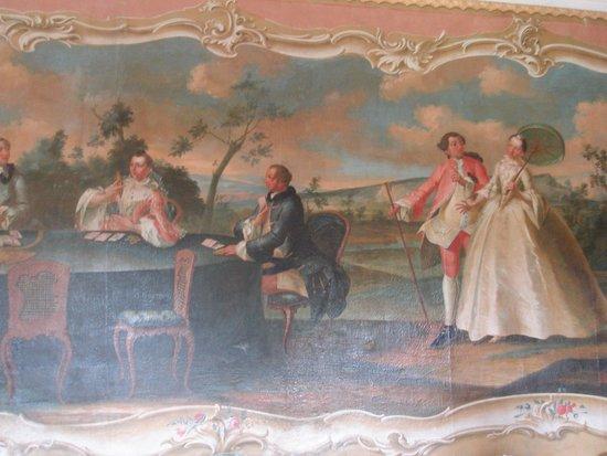 Schloss Eggenberg: Who is cheat ?