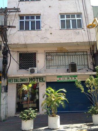 Rei Salomao Hotel : Rei Salomao street view