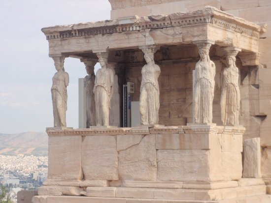 Private Greece Tours: The Erecthion