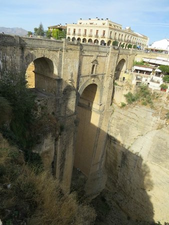 Puente Nuevo Bridge: vista