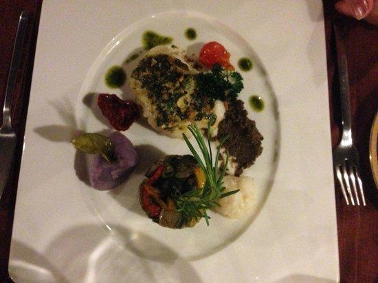 Casa do Pintor - Gourmet & Bistro : Presentation as good as taste