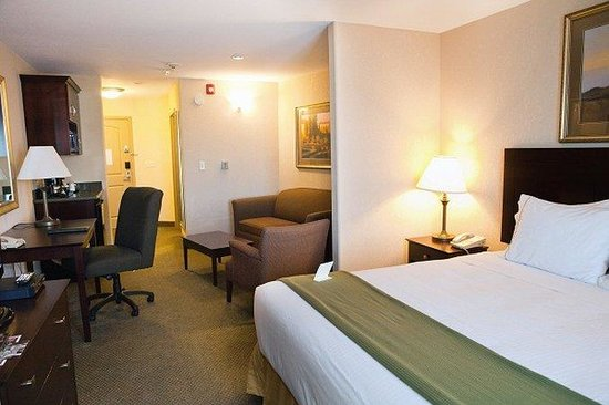 Holiday Inn Express & Suites - Medical District: King Bed Guest Room