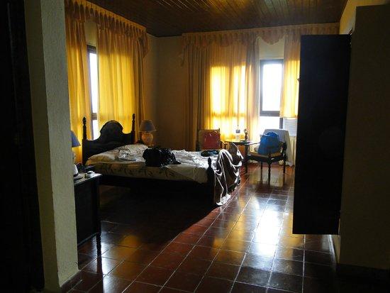 Hotel El Castillo: Zimmer 203