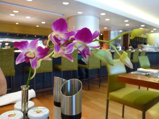 Towers Rotana - Dubai: Sempre florido