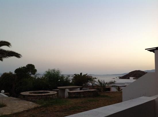 Hotel Kavuras Village: vista camera