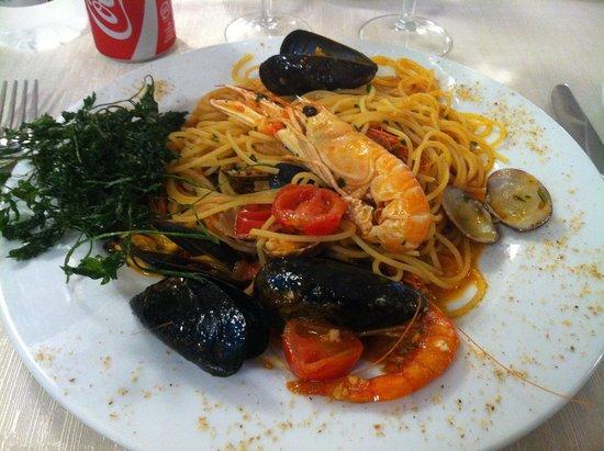 Dal Cozzaro : Seafood pasta