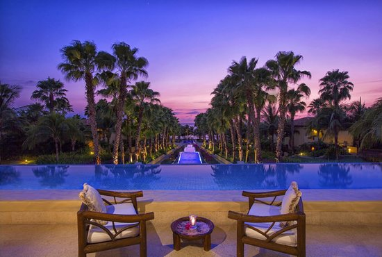 The St. Regis Punta Mita Resort: Altamira Lobby and Bar