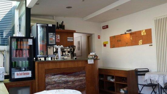 Hotel Giardino Tower Inn: Тут проходит завтрак