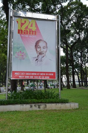 Ho Chi Minh Mausoleum: More near Reunification Museum