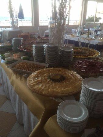 Caravelle Hotel: Ottima cena tipica romagnola