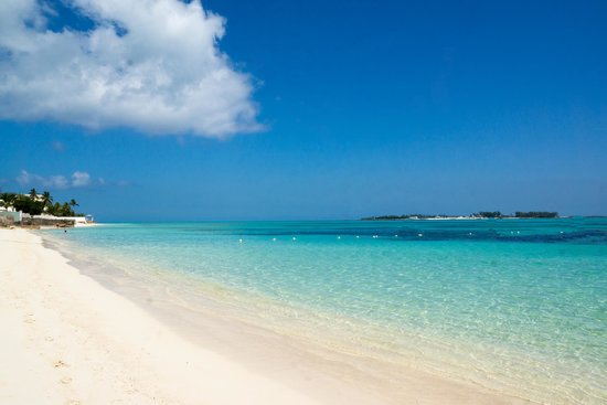Breezes Resort & Spa Bahamas : Cable beach