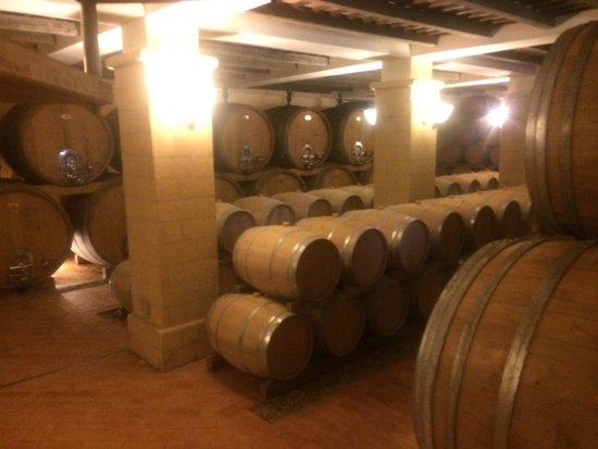 Baglio Donna Franca : Winery tour