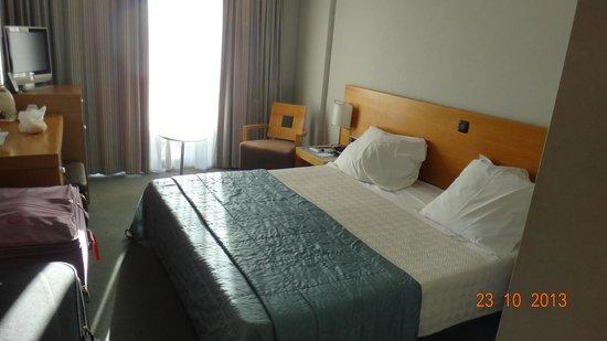 The Athenian Callirhoe Exclusive Hotel: Este é o quarto em que ficamos