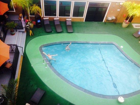 da Vinci Villa : Pool Boys