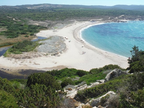Monti Russu Beach