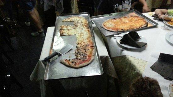 vesuvio 3: La pizza