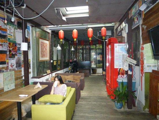 WaterTown Youth Hostel : Lobby