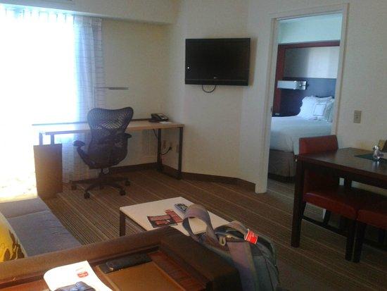 Residence Inn San Diego Carlsbad : Habitación