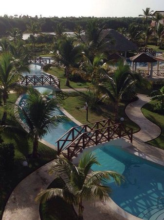 Now Larimar Punta Cana: Garden View