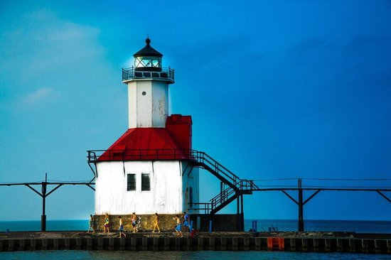 St. Joseph Lighthouses: The Lighthouse