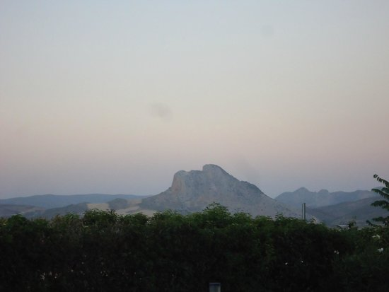 Parador de Antequera: Piscina