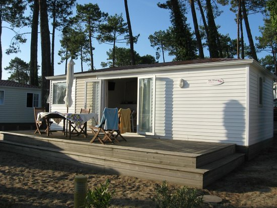 Oceliances Campsite Village: Bungalow