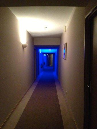 Best Western Aix Sainte Victoire: Couloir