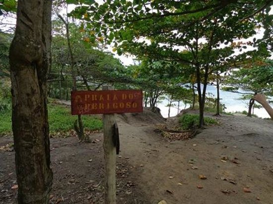 Perigoso Beach: Praia Do Perigoso