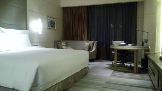 Hotel Nikko Saigon: 客室