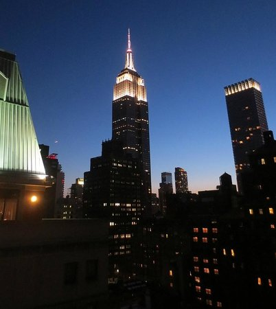 IBEROSTAR 70 Park Avenue Hotel: The magnificent view from the balcony