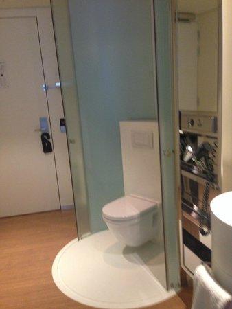 citizenM Amsterdam: Toilet