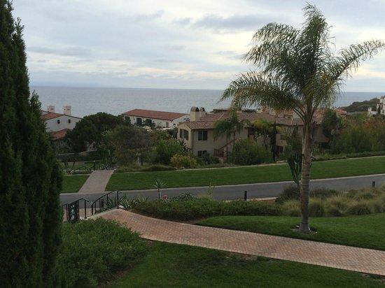 Terranea Resort: our room view