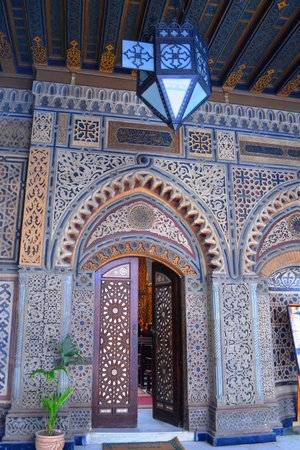 Hanging Church (El Muallaqa, Sitt Mariam, St Mary) : Exquisite details