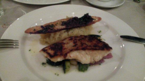 Le Poncel: plat (poisson)