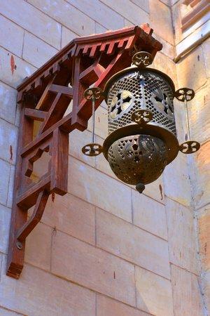 Hanging Church (El Muallaqa, Sitt Mariam, St Mary) : Lantern
