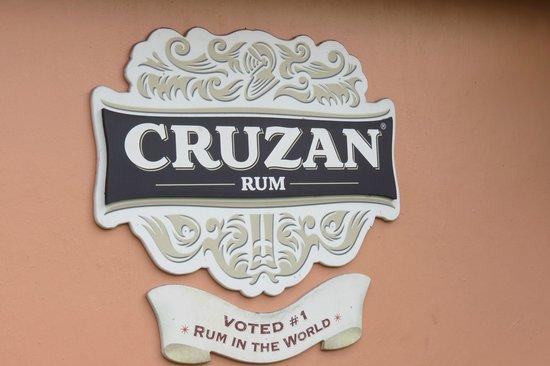 Cruzan Rum Distillery: Cruzan Rum