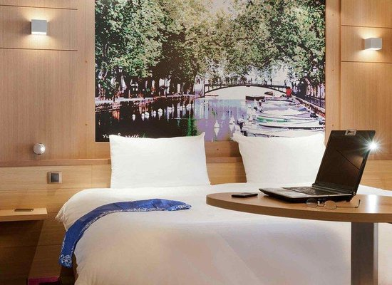 Ibis Styles Annecy Gare Centre : Guest Room