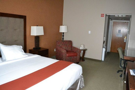 Holiday Inn Express Hotel & Suites Bozeman West: Wheelchair Accessible
